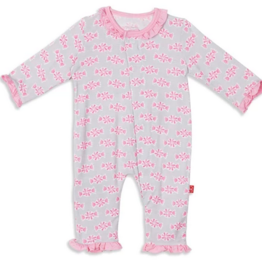 MAGNIFICENT BABY SUGAR BABY MODAL COVERALL
