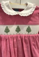 ANAVINI ANAVINI TREE CORD LONG SLEEVE DRESS
