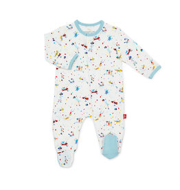 MAGNIFICENT BABY MAGNETIC ME CARNIVALE MODAL FOOTIE