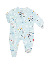 MAGNIFICENT BABY MAGNETIC ME SEA THE WORLD MODAL FOOTIE