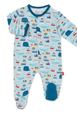 MAGNIFICENT BABY MAGNETIC ME OH BUOY! MODAL FOOTIE