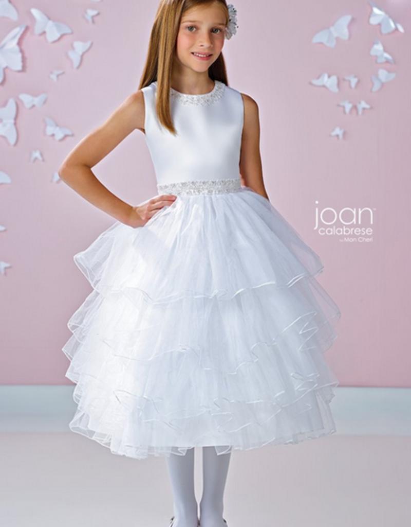 JOAN CALABRESE JOAN CALABRESE ATIN &TULLE DRESS