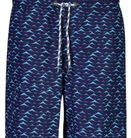 SNAPPER ROCK BLUE SWELL BOARDIE TRUNK