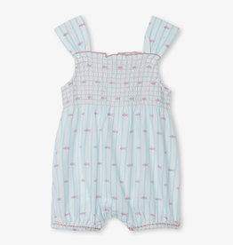 HATLEY TINY FISHIES BUBBLE ROMPER