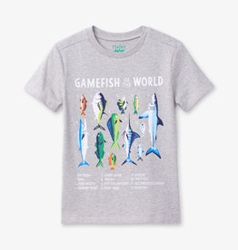 HATLEY GAME FISH GRAPHIC T-SHIRT