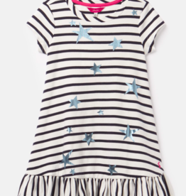 JOULES ALLIE LUXE DRESS