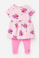 JOULES JOULES CHRISTINA DRESS W/LEGGINGS