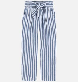 MAYORAL LINEN STRIPED PANTS