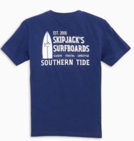 SOUTHERN TIDE SKIPJACK SURFBOARDS T-SHIRT