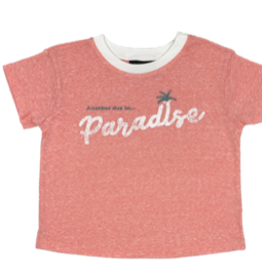 TINY WHALES ANOTHER DAY IN PARADISE S/S T-SHIRT