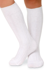 CLASSIC CABLE KNEE SOCK