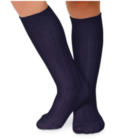 8025/B19G CABLE KNEE SOCK