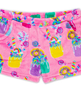 CANDY PINK/120 CLOTHING COM CANDY PINK MILKSHAKE SHORT