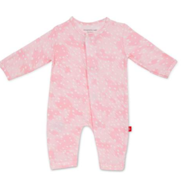 MAGNIFICENT BABY DOESKIN MODAL COVERALL