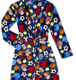 CANDY PINK/120 CLOTHING COM W17485/F20B BALL SPORTS ROBE