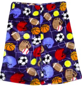 CANDY PINK/120 CLOTHING COM BALL SPORTS PJ SHORTS