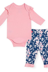MAGNIFICENT BABY ABERDEEN MODAL BODYSUIT W/PANT