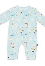 MAGNIFICENT BABY SEA THE WORLD MODAL COVERALL