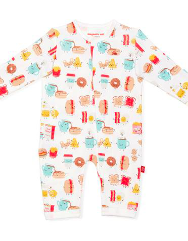 MAGNIFICENT BABY BETTER TOGETHER ORGANIC COTTON COVERALL