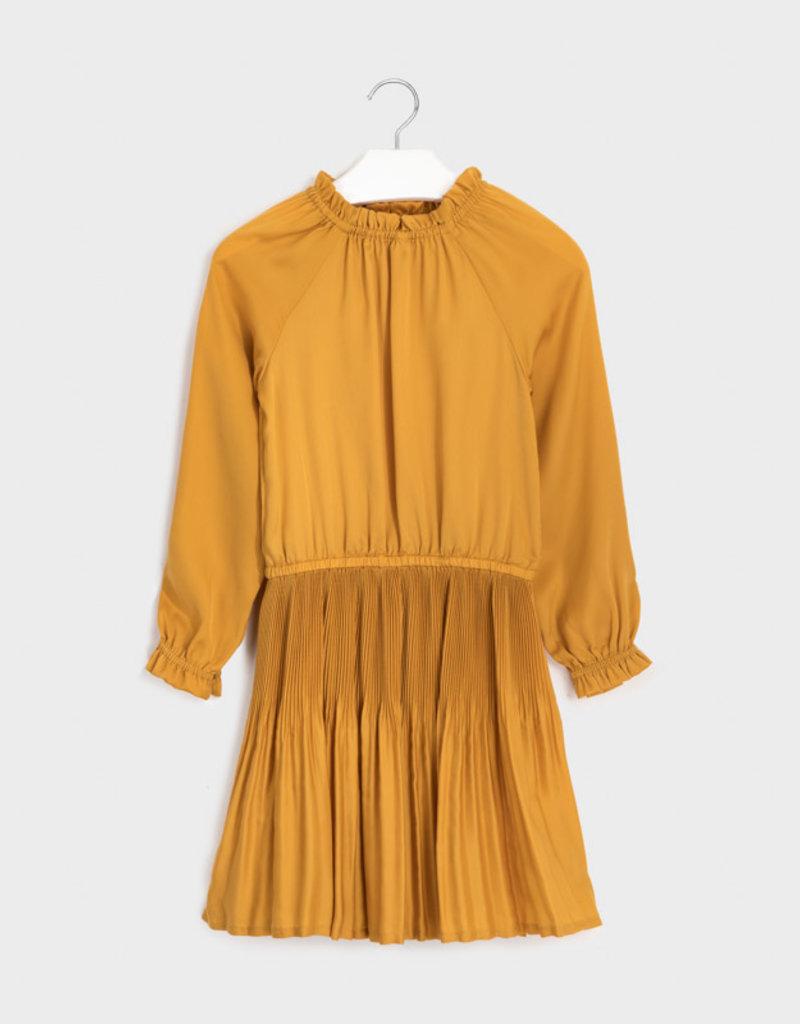 MAYORAL SATIN DRESS