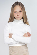 MAYORAL BASIC NATURAL  KNIT TURTLENECK