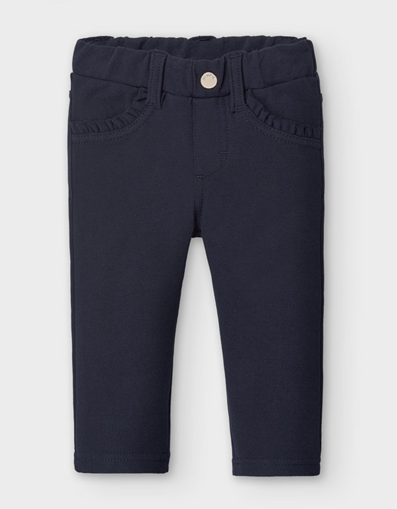 MAYORAL FLEECE BASIC PANT