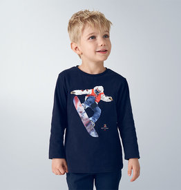 MAYORAL SNOWBOARDER T-SHIRT