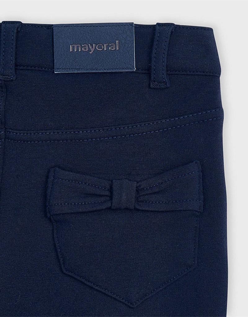 MAYORAL FLEECE BASIC PANT