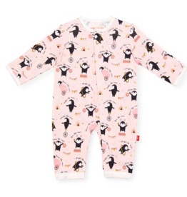 MAGNIFICENT BABY JUST LIKE MOM ORGANIC COTTON COVERALL