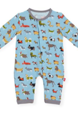 MAGNIFICENT BABY IN-DOG-NITO MODAL COVERALL