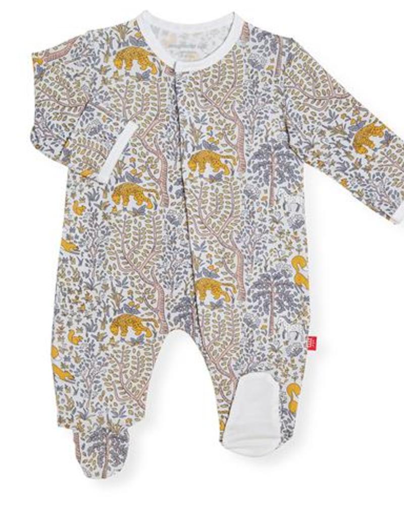 MAGNIFICENT BABY SUMATRA MODAL FOOTIE