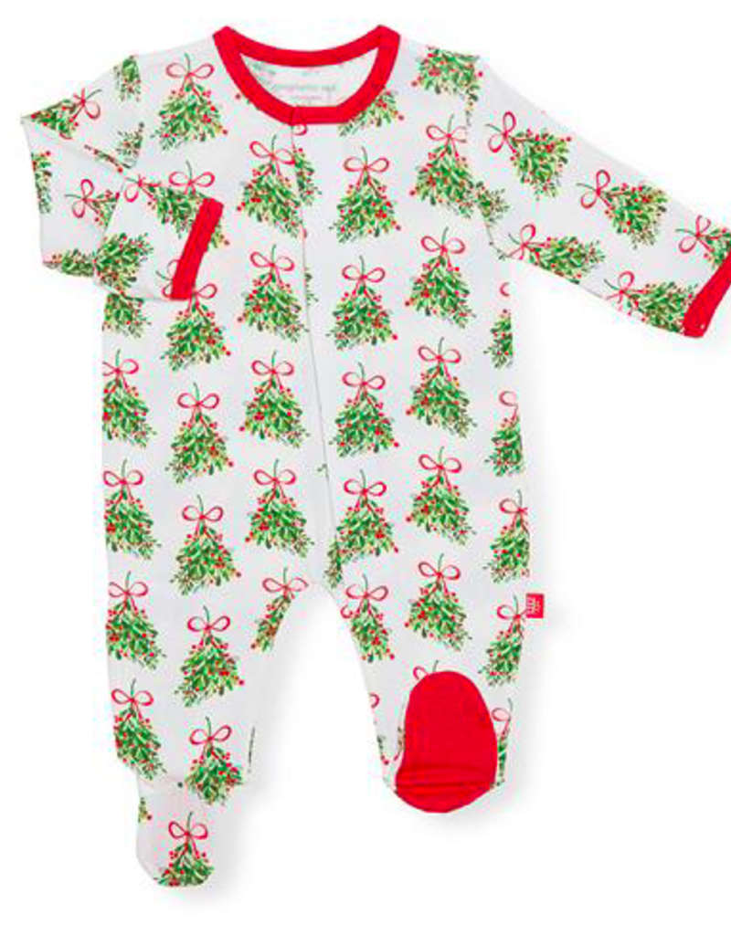 MAGNIFICENT BABY KISS ME MODAL FOOTIE