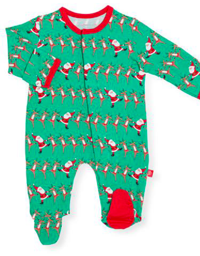 MAGNIFICENT BABY HOLLY FOLLY JOLLY  MODAL FOOTIE
