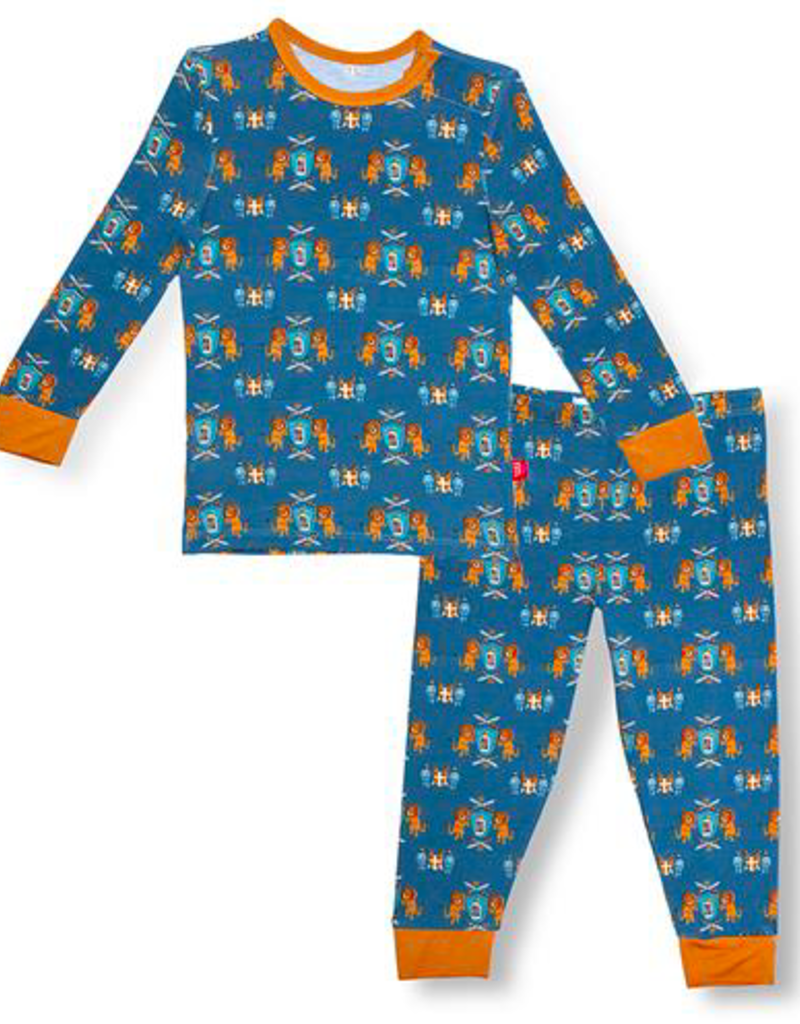MAGNIFICENT BABY KNIGHTY NIGHT MODAL 2PC PJ SET