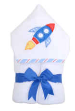 3 MARTHAS EVERYKID ROCKET TOWEL