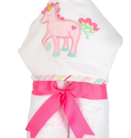 3 MARTHAS EVERYKID UNICORN TOWEL