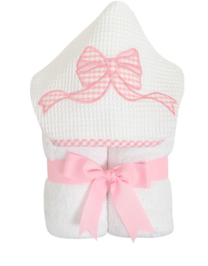 3 MARTHAS EVERYKID BOW TOWEL