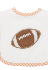 3 MARTHAS FOOTBALL FEEDING BIB