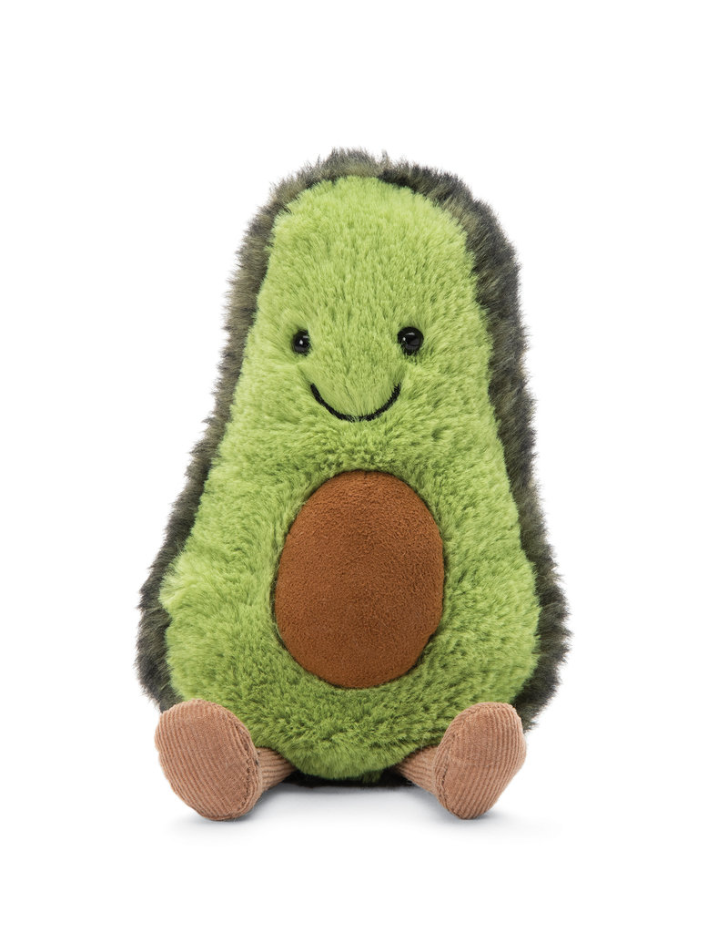 JELLYCAT INC JELLY CAT SMALL AMUSEABLE AVOCADO