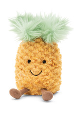 JELLYCAT INC JELLY CAT SMALL  AMUSEABLE PINEAPPLE