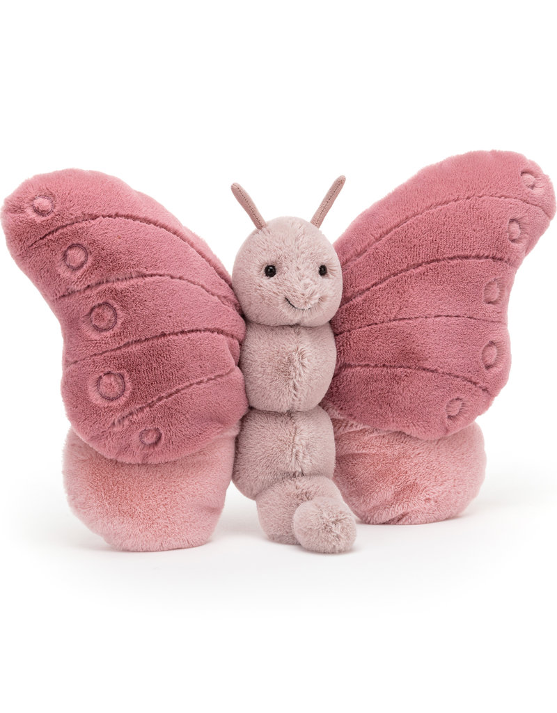 JELLYCAT INC JELLY CAT PINK BEATRICE BUTTERFLY