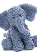 JELLYCAT INC JELLY CAT MEDIUM  FUDDLEWUDDLE ELEPHANT