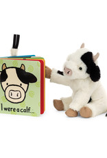 JELLYCAT INC JELLY CAT IF I WERE A CALF BOOK