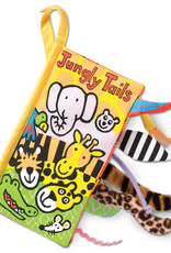 JELLYCAT INC JELLY CAT JUNGLY TAILS ACTIVITY BOOK