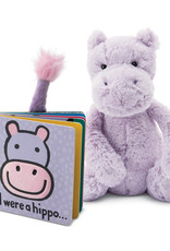 JELLYCAT INC JELLY CAT  IF I WERE A HIPPO BOOK