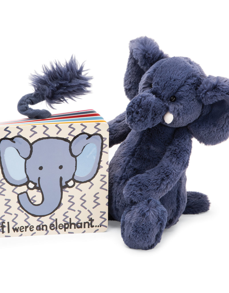 JELLYCAT INC JELLY CAT IF I WERE A ELEPHANT BOOK