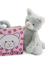 JELLYCAT INC JELLY CAT IF I WERE A KITTY BOOK
