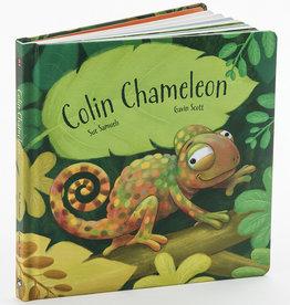 JELLYCAT INC JELLY CAT COLIN CHAMELEON BOARD BOOK