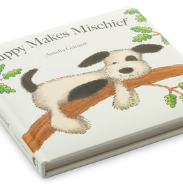 JELLYCAT INC JELLY CAT  PUPPY MAKES MISCHIEF BOOK
