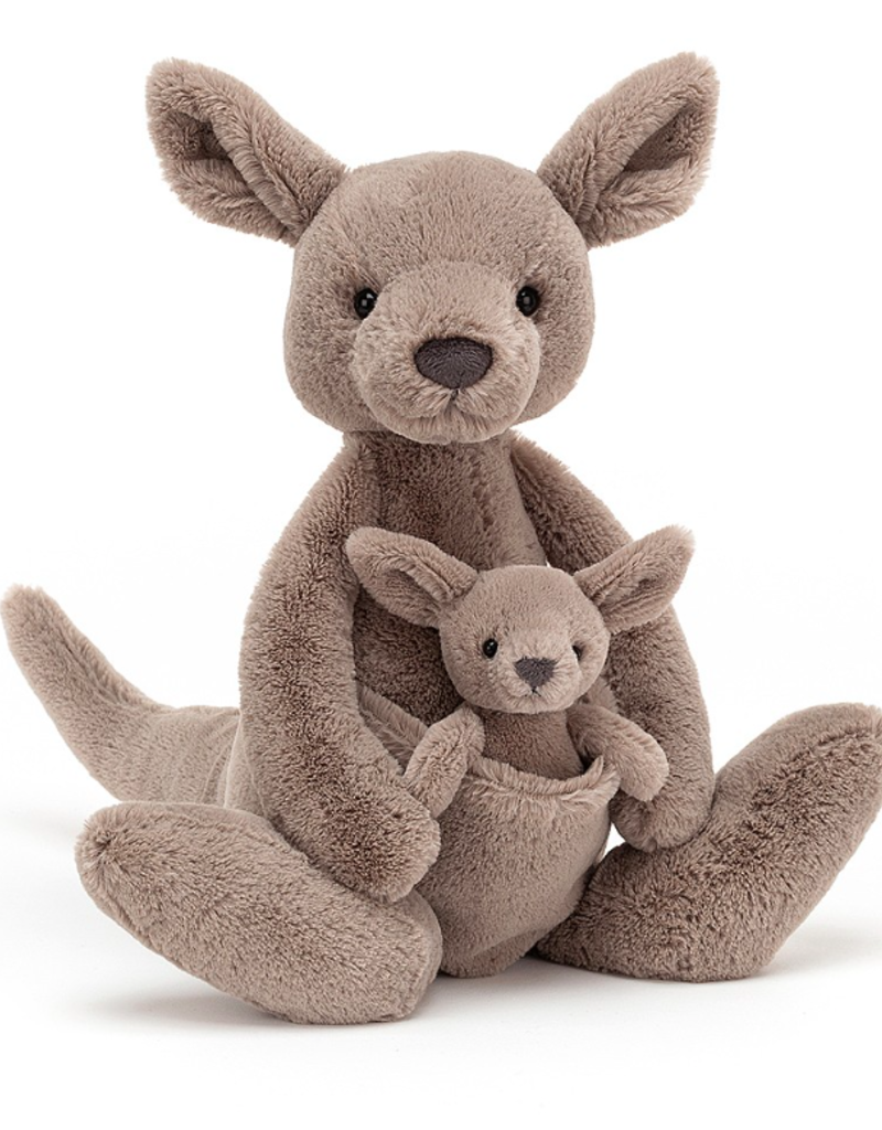 JELLYCAT INC JELLY CAT  KARA KANGAROO